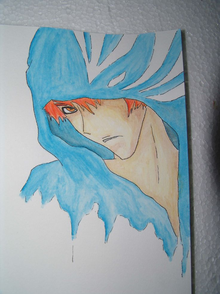 Ichigo - Watercolour