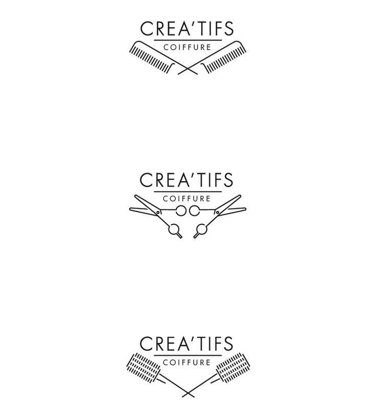 Les 33 meilleures images u00e0 propos de Logo Coiffure sur Pinterest | Logos commerciaux Logos et ...
