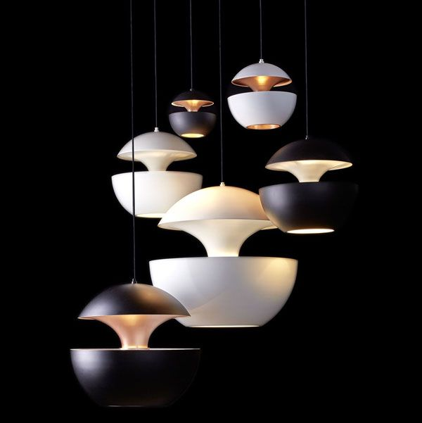 Dcw Here Comes The Sun Pendant Lamp Set Of 7 Aluminum Pendant Lamp Pendant Lamp Copper Pendant Lamp