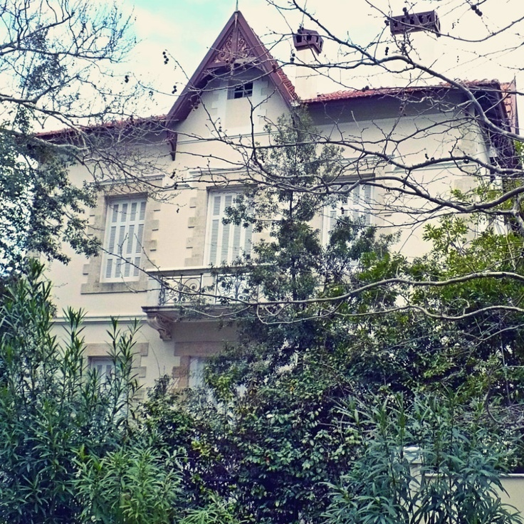 Goulandris Natural History Museum is housed in a typical Kifissia manor of the 19th century. (Walking Athens, Route 19 - Kifissia)