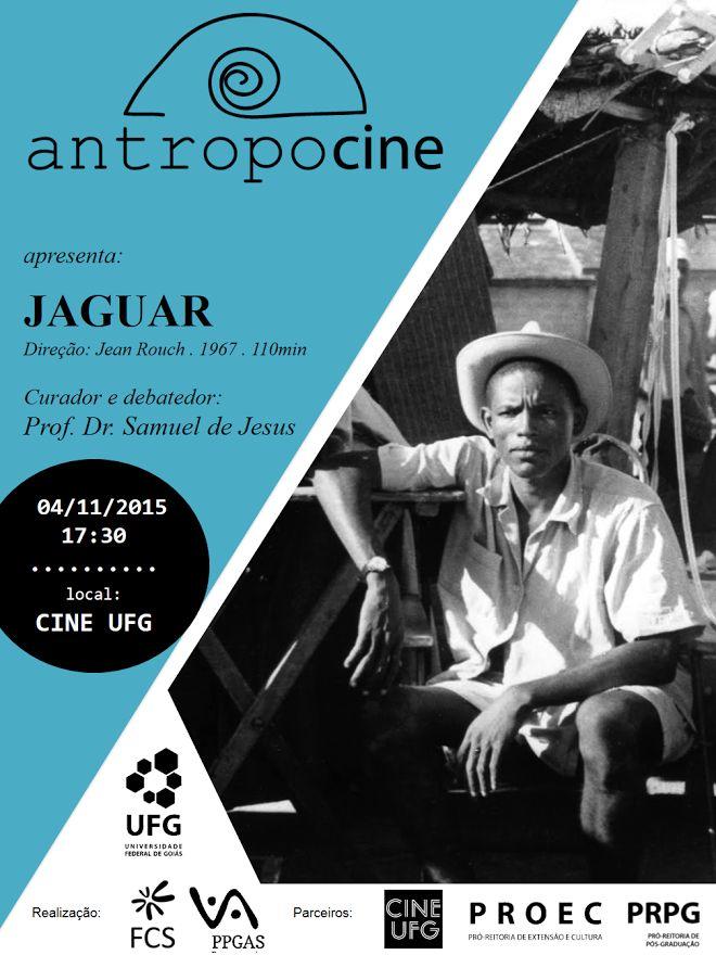 Jean Rouch, Jaguar, 1954