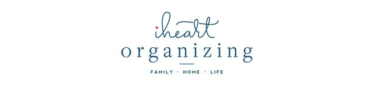 IHeart Organizing: UHeart Organizing: Sweet & Simple Baby Clothes Storage (with a FREE printable!)