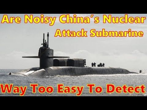 After a Chinese nuclear attack submarine was discovered by the Japanese navy while submerged near disputed islands in the East China Sea, military experts say it could be too easy to detect. The PLA Navy's 110-metre Shang-class submarine surfaced in international waters with a Chinese flag on i...