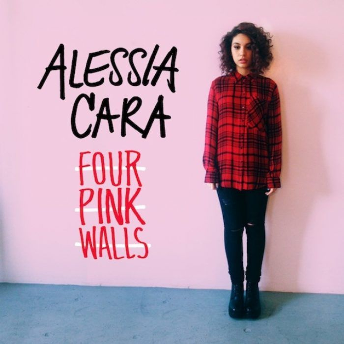 Check out rising newcomer Alessia Cara and her debut EP 'Four Pink Walls'.