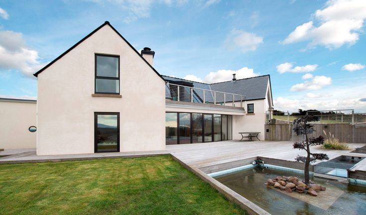 Contempary 1 5 story dormer houses ireland google search for 1 5 story homes