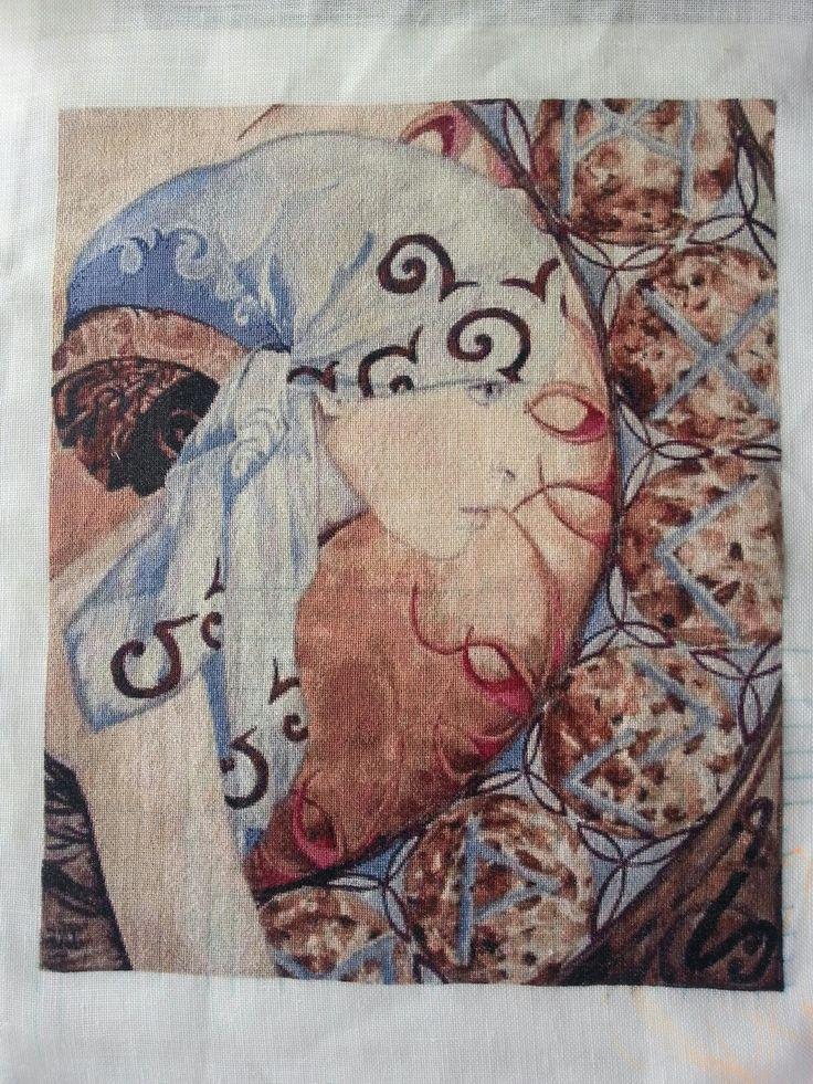 HAED Rune Gypsy 30 x 36 sm 50 colors 100,600 cross stitchs