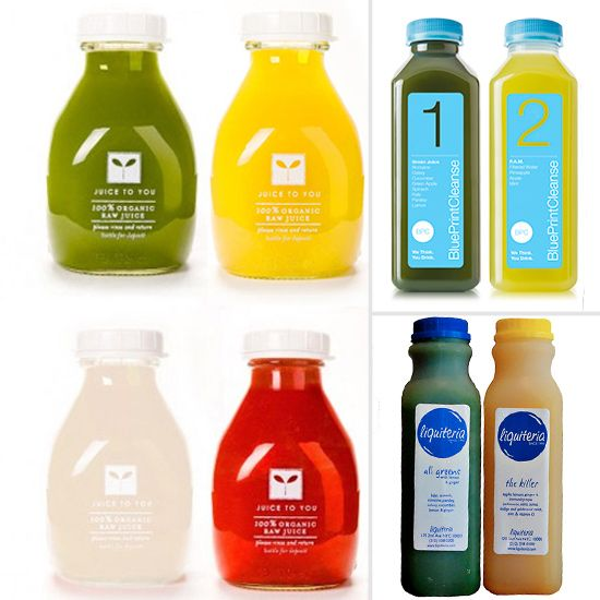 I Love BluePrint Cleanse!!!    Dare to Detox? Sugar Editors Try 3 Popular Juice Cleanses - www.fitsugar.com