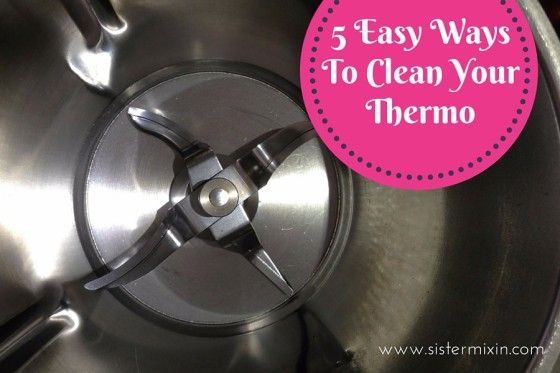 Let us show you some of the quickest and easiest ways to clean your thermomix bowl. By using these methods you will save some time (and elbow grease).