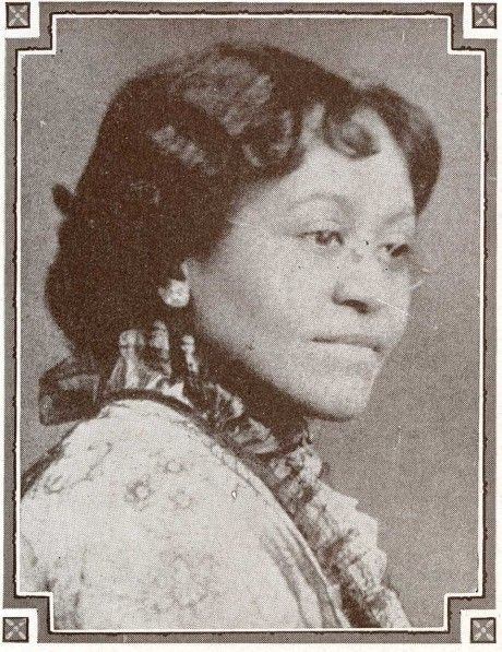 """Before Madam C.J. Walker there was Annie Turnbo Malone, """" The Forgotten Entrepreneur"""" (1869-1957)  A chemist and entrepreneur, Annie Turnbo Malone became a millionaire by successfully developing and marketing hair products for black women in St. Louis. She used her wealth to promote the advancement of African Americans and gave away most of her money to charity."""