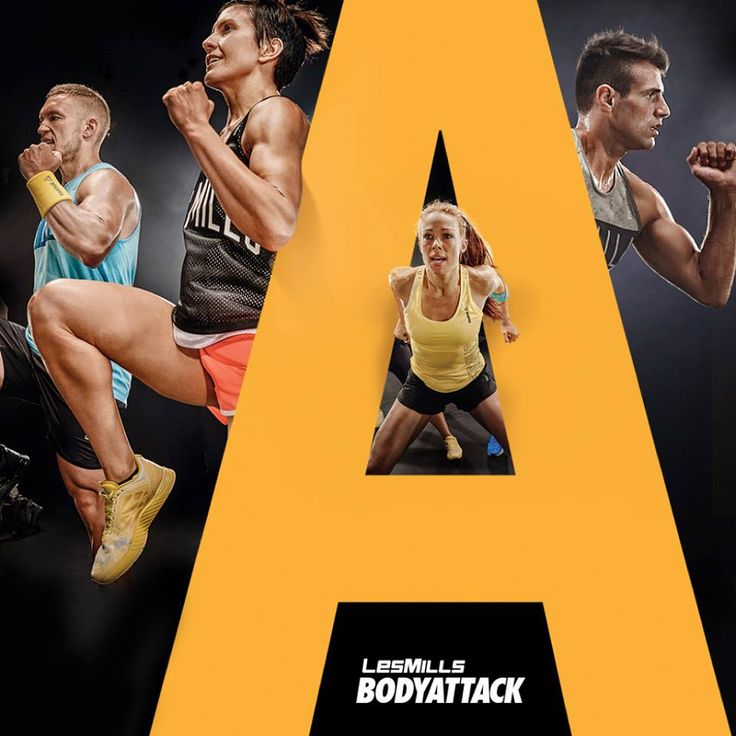 A week that starts with BODYATTACK is guaranteed to be awesome. Agree?
