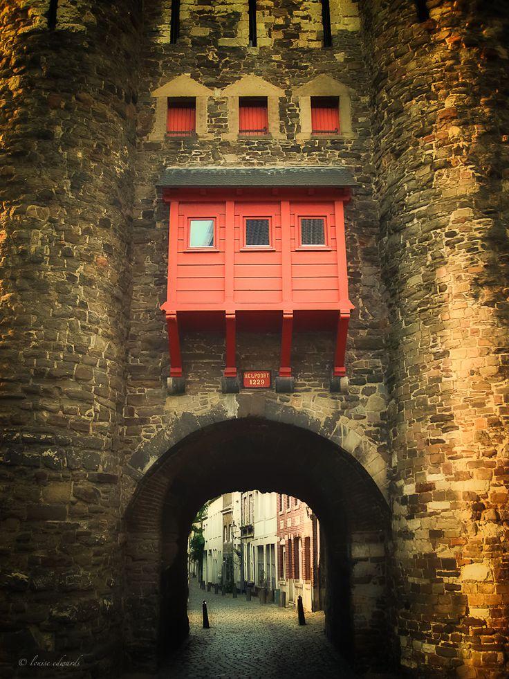 Helpoort 1229, Maastricht, Holland, Copyrights belong to photographer: Louise Edwards