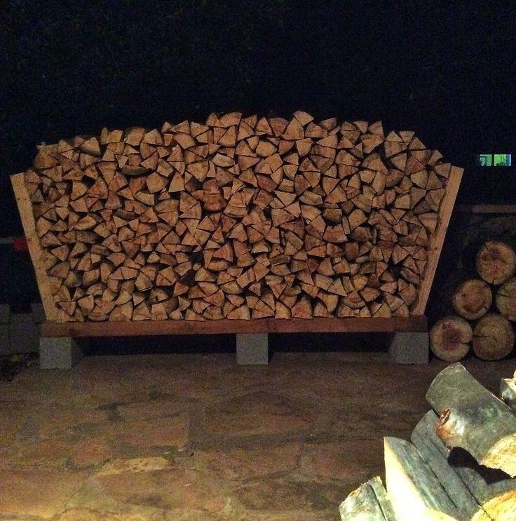 Best 25+ Firewood rack ideas on Pinterest | Firewood ...
