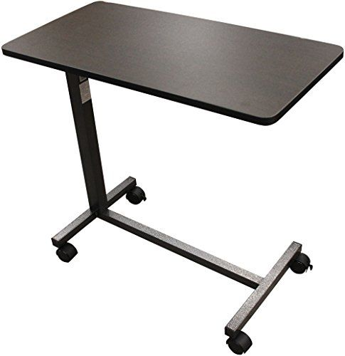 Overbed Rolling Table Drive Medical Over Bed Laptop Tray Adjule Hospital New