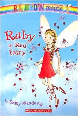 Rainbow Magic Chapter book series, I forgot how much I used to love love LOVE these books!