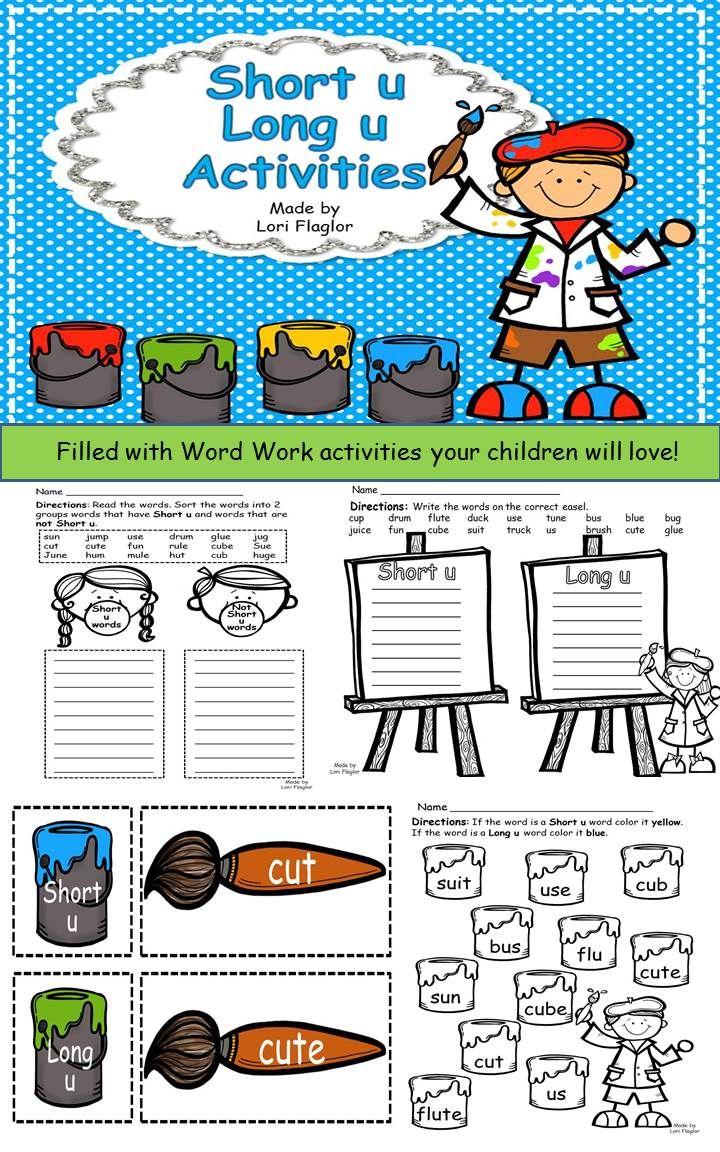 Letter U Activities & Fun Ideas for Kids