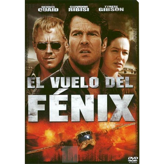 El Vuelo Del Fenix 2005 En 2021 Vuelo Fenix Cine