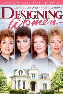 Designing Women: Favorite Tv, Southern Girl, Women 1986, Designing Women, Movies, Tv Series, Time Favorite, Classic Tv