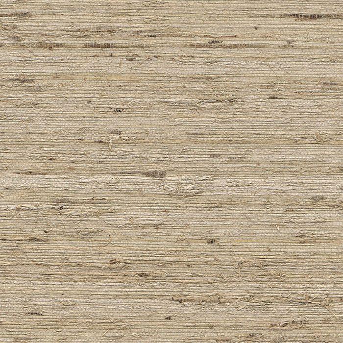 "Walls Republic Into Nature Grass Cloth 3' x 36"" Wallpaper & Reviews | Wayfair"