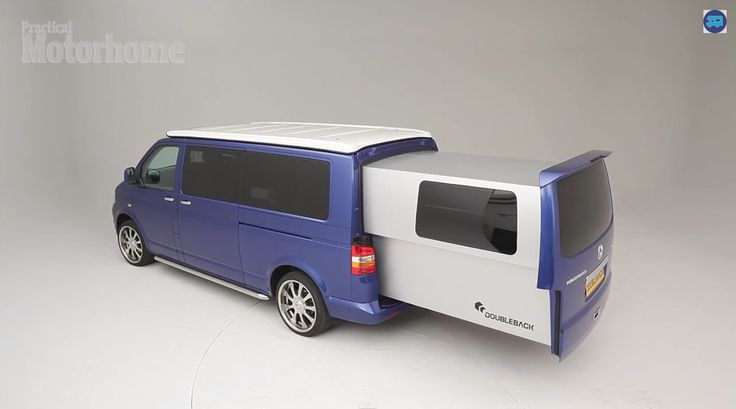 Yes Please: Practical Motorhome Doubleback VW Camper
