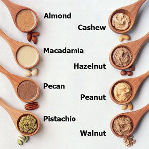 Make your own nut butters gluten free Paleo   Walnut butter peanut butter pecan pistachio macadamia cashew almond