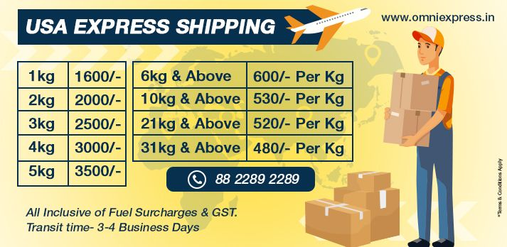 Omni Express Has The Capability Of Shipping These Excess Baggage S At Most Economical Price With The International Ex Excess Baggage Expressions Parcel Service