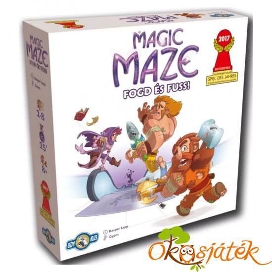 Magic Maze Fogd és Fuss! (GE)