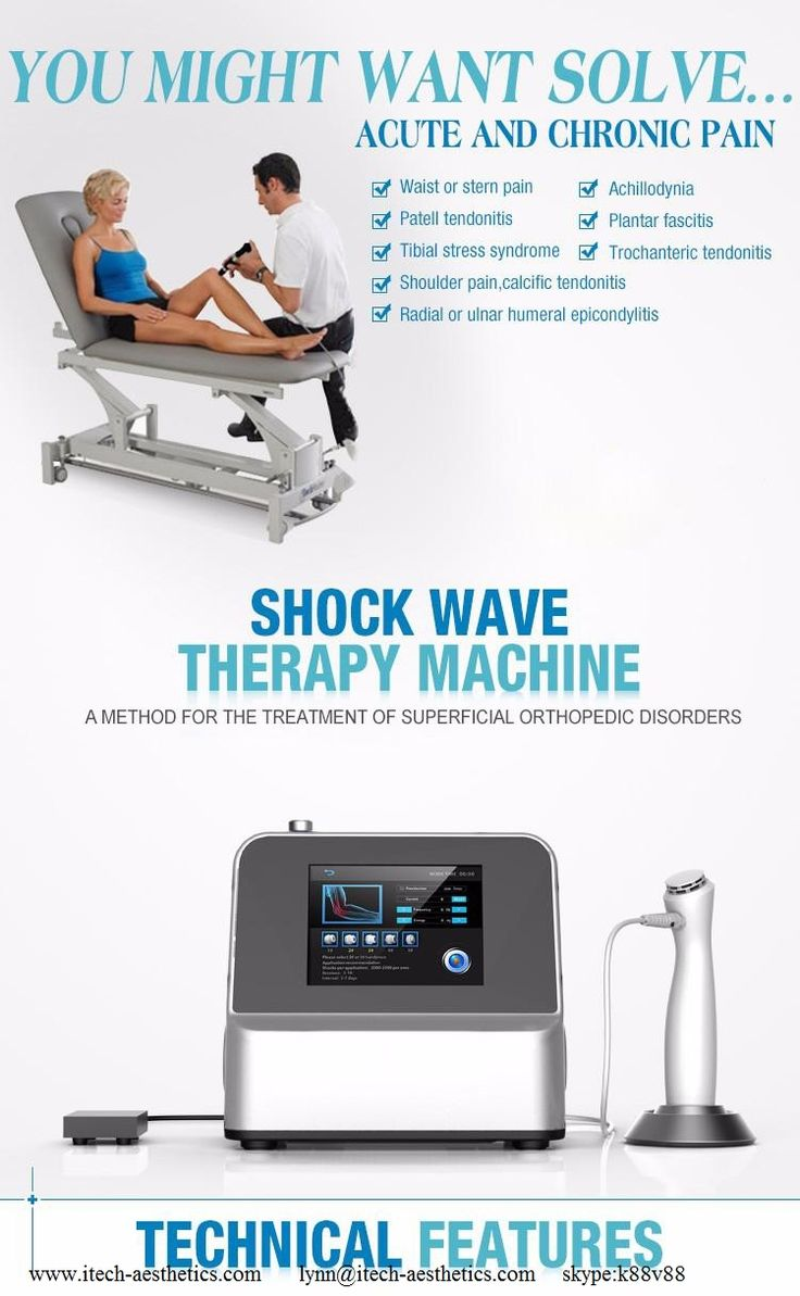 22 best extracorporeal shockwave therapy machine images on pinterest therapy back pain and. Black Bedroom Furniture Sets. Home Design Ideas