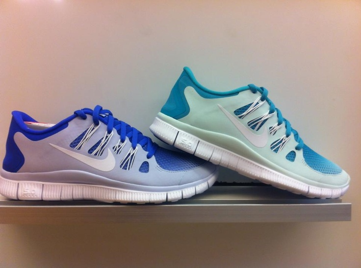 New Nike Free Breathe running shoes!!!! Just hit the floor!