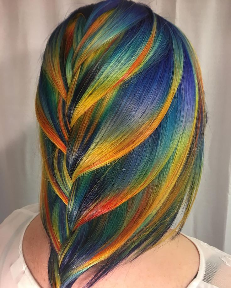 """3,586 Likes, 52 Comments - Ursula Goff (@uggoff) on Instagram: """"I should probably learn how to do more than 4 kinds of braids. #behindthechair…"""""""