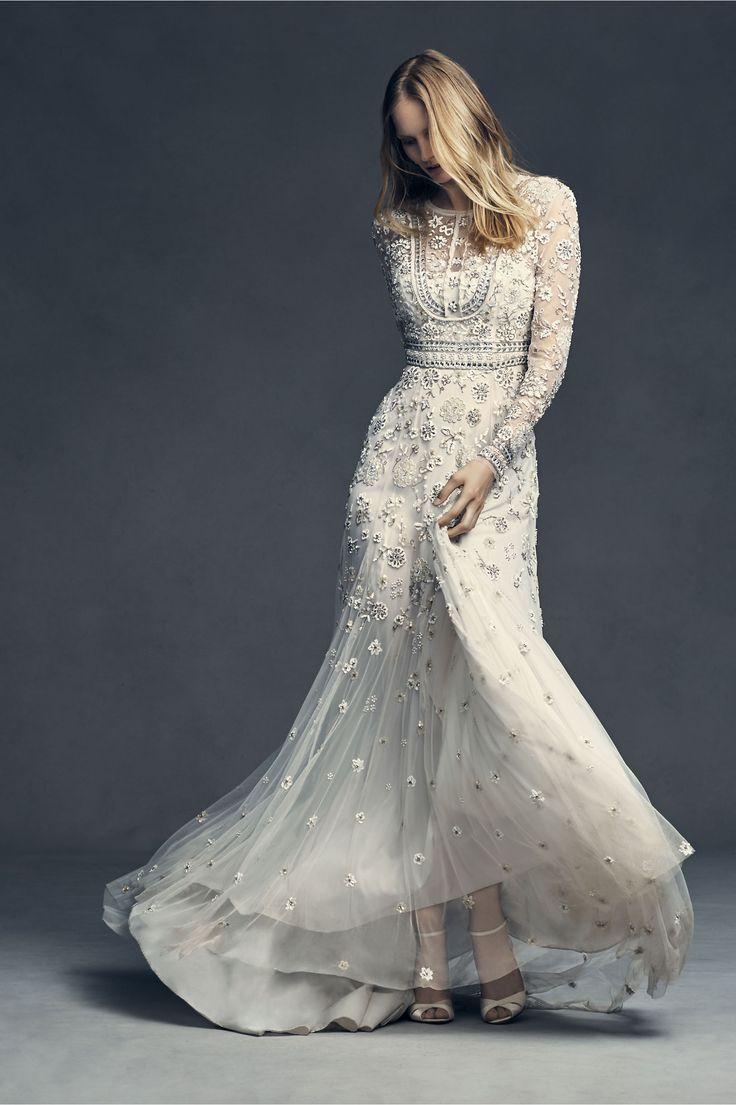 BHLDN Tabitha Gown  in  Bride at BHLDN