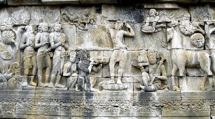 Siddharta Gautama Borobudur - Borobudur - Wikipedia, the free encyclopedia