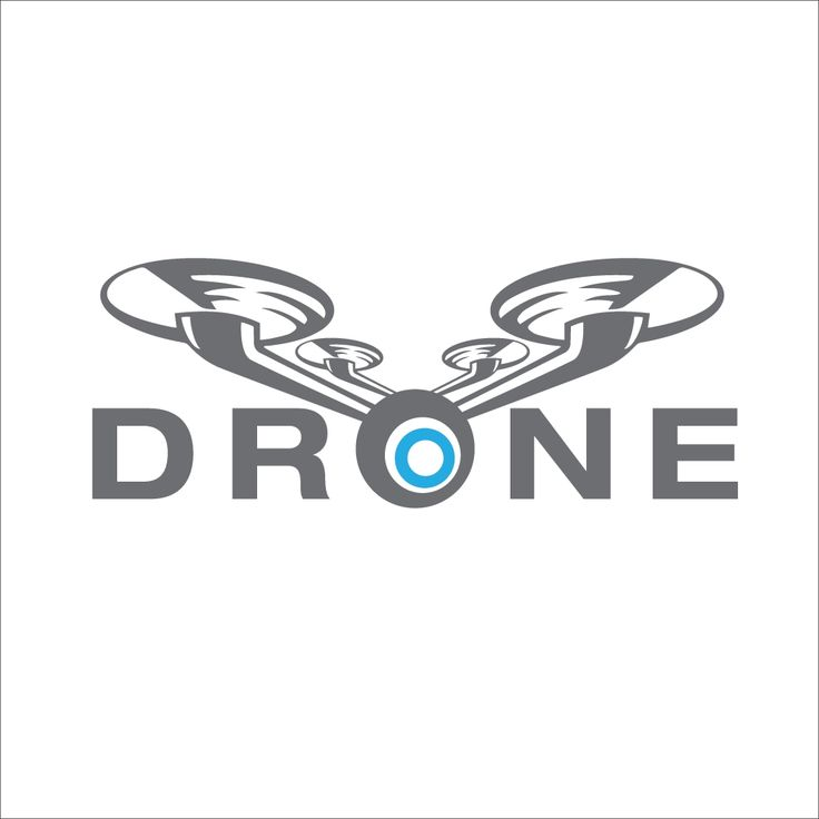 Drone concept 8 concept designed in a simple way so it can be used for multiple purposes i.e. logo ,mark ,symbol or icon.