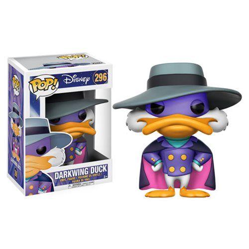 Darkwing Duck Pop! Vinyl Figure - Funko - Darkwing Duck - Pop! Vinyl Figures at Entertainment Earth