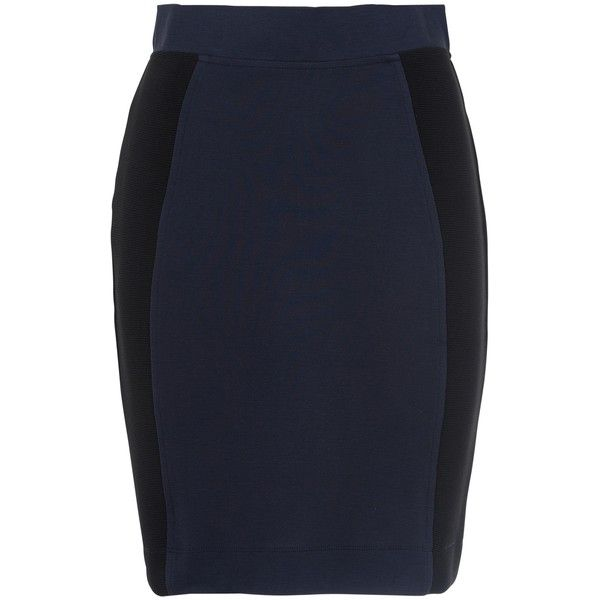 connection manhattan skirt black navy 163 50 liked
