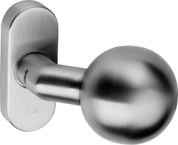 5825E Stainless Steel Metal Frame Door Knob