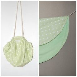 Moochi sun bag green