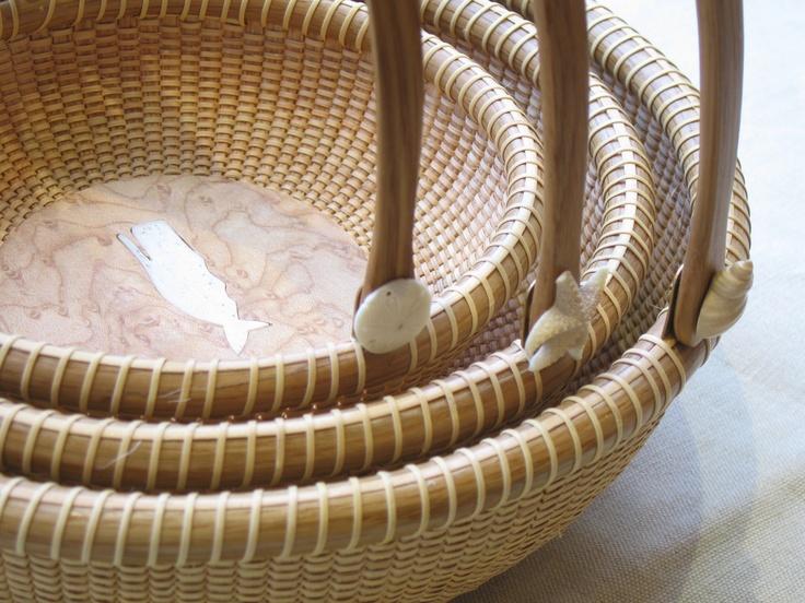 Basket Weaving Nantucket : Best baskets images on nantucket basket