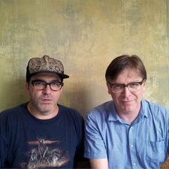 Norman Blake and Joe Pernice (Famous Spiegeltent)