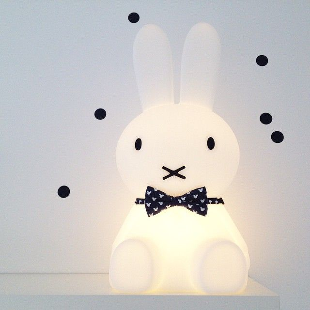 Miffy looking spiffy!
