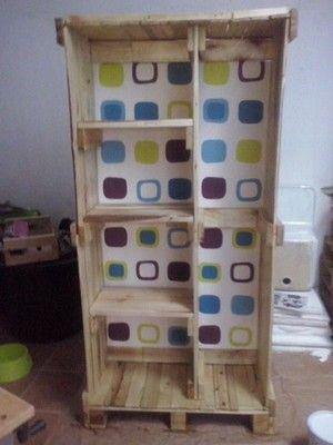 Los 20 trabajos con palets m s votados en facebook - Sillas hechas de palets ...