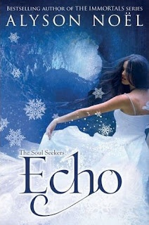 [Echo by alyson noel book 2] There's still so much Daire Santos has to learn about being the last Soul Seeker….and about herself.  As her magical training becomes more intense, so does her relationship with Dace.  But when she learns that his connection to the evil Richter family goes far deeper than she ever imagined, she begins to question if love really can conquer all. Dace is willing to sacrifice anything to protect the girl he loves including his own life.  But will Daire allow it?