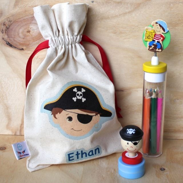 Pirate Calico Gift Pack