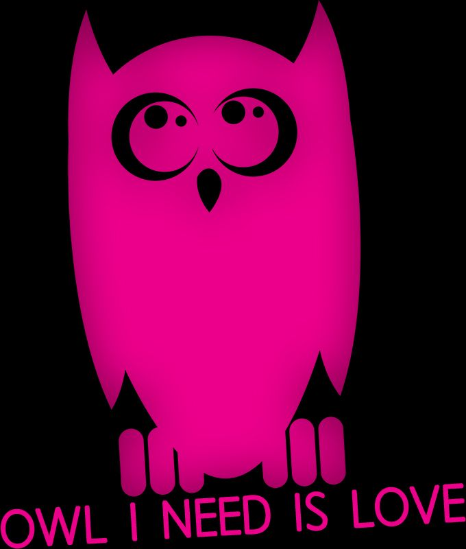 Owl I Need (Pure Magenta) 2014 Collection  -  © stampfactor.com