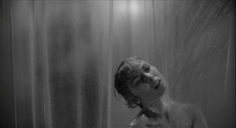 Janet Leigh ... Psycho.  Really Scary Scene !