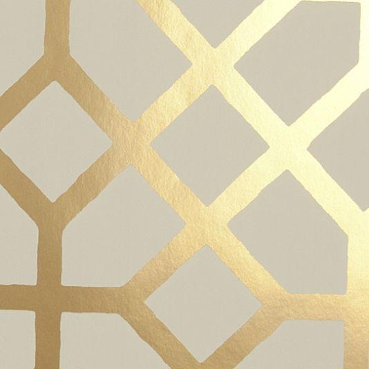 Trellis Wallpaper Metallic: 17+ Best Ideas About Trellis Wallpaper On Pinterest