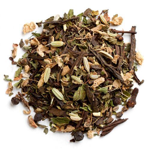 North African Mint - Great hot tea