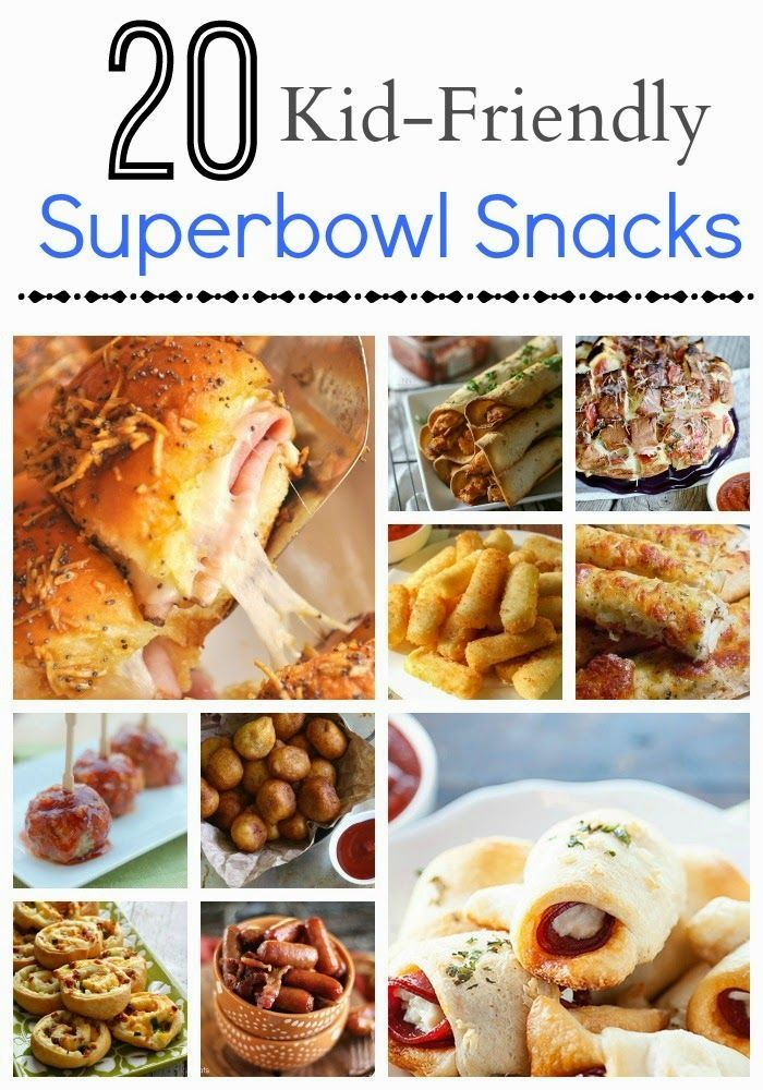 Life With 4 Boys: Kid Friendly Superbowl Snacks #Recipe. Some great ideas for a kid friendly Superbowl party.