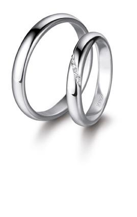 Fedi e gioielli in platino 2010 Polello