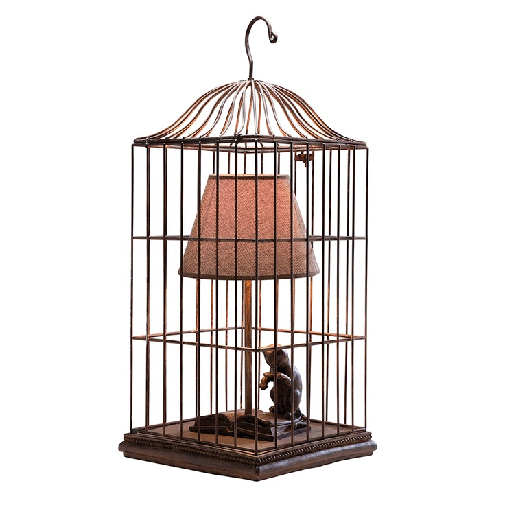 Lampa Cats Cage