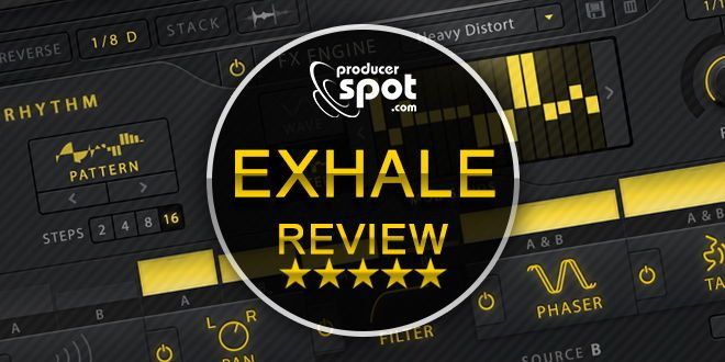 Review: EXHALE Modern Vocal Engine by Output